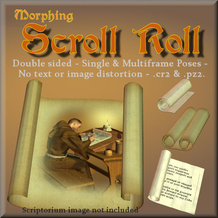 Morphing Scroll Roll