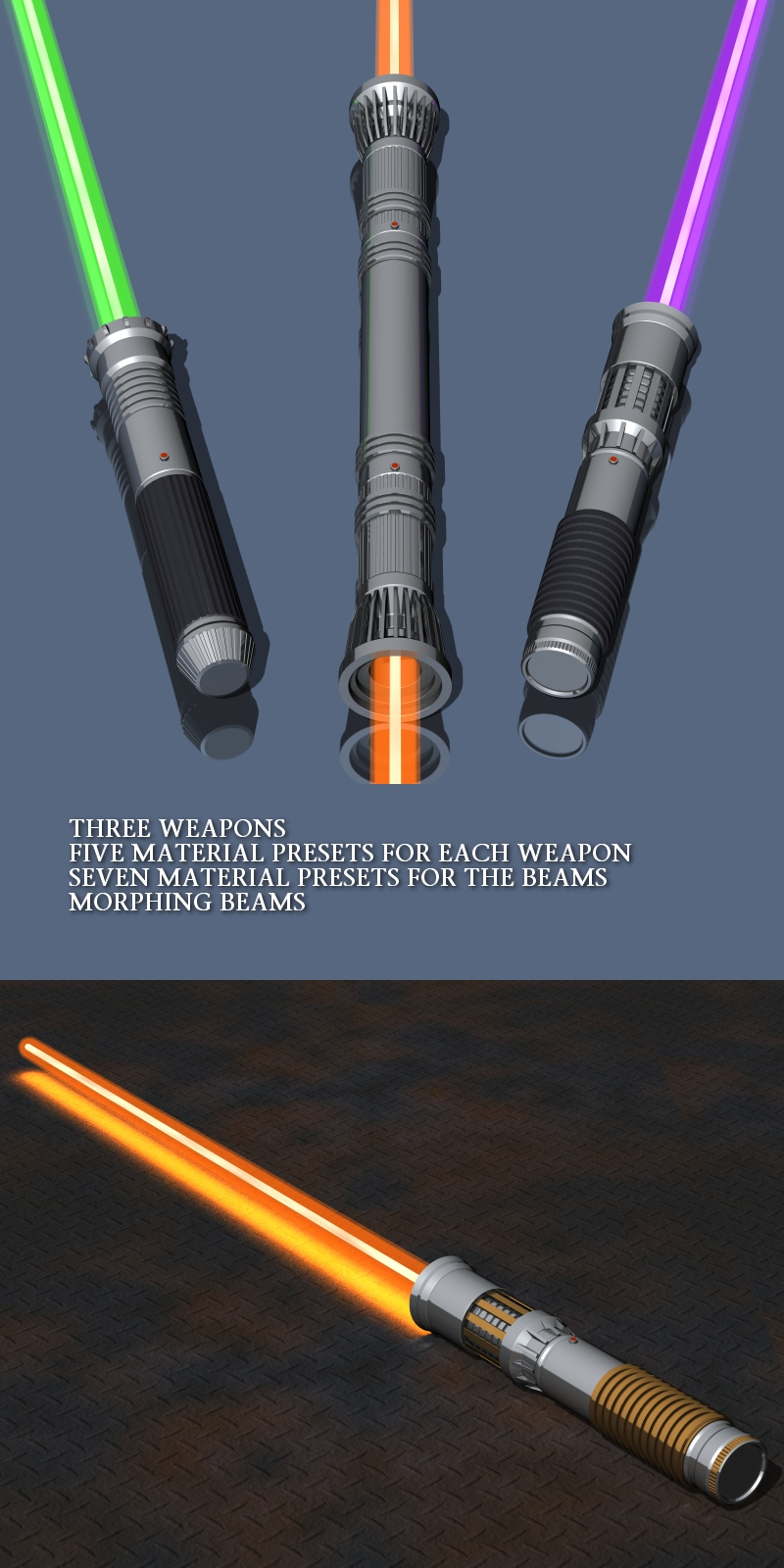 Photon Weapons