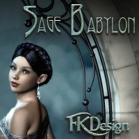 SageBabylon 3D Models Software fabiana