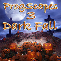 ProgScapes 3: Dark Fall 2D 3D Models prog