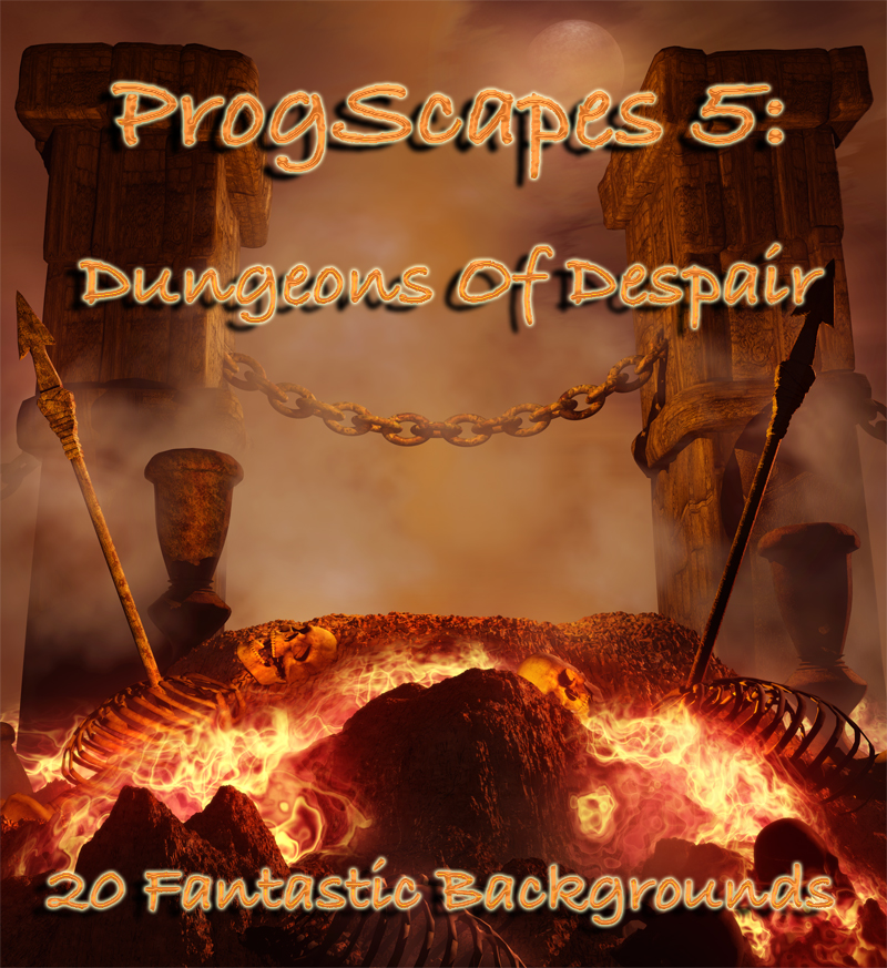ProgScapes 5: Dungeons Of Despair