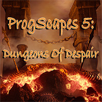 ProgScapes 5: Dungeons Of Despair 2D 3D Models prog