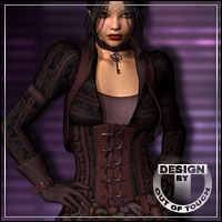 DESCARGAR for Steam Punk for V4 by Lady LittleFox Themed Clothing outoftouch