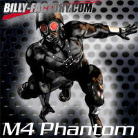 M4 Phantom 3D Figure Assets billy-t