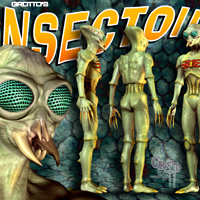 Grotto's Insectoid image 1