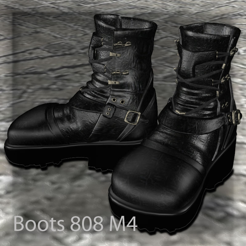 Boots 808-M4