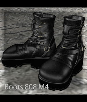 Boots 808-M4 3D Figure Essentials OKCRandy