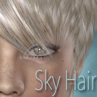 Sky-Hair by SWAM