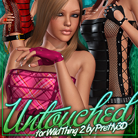 Untouched for Wild Thing 2 by Shana