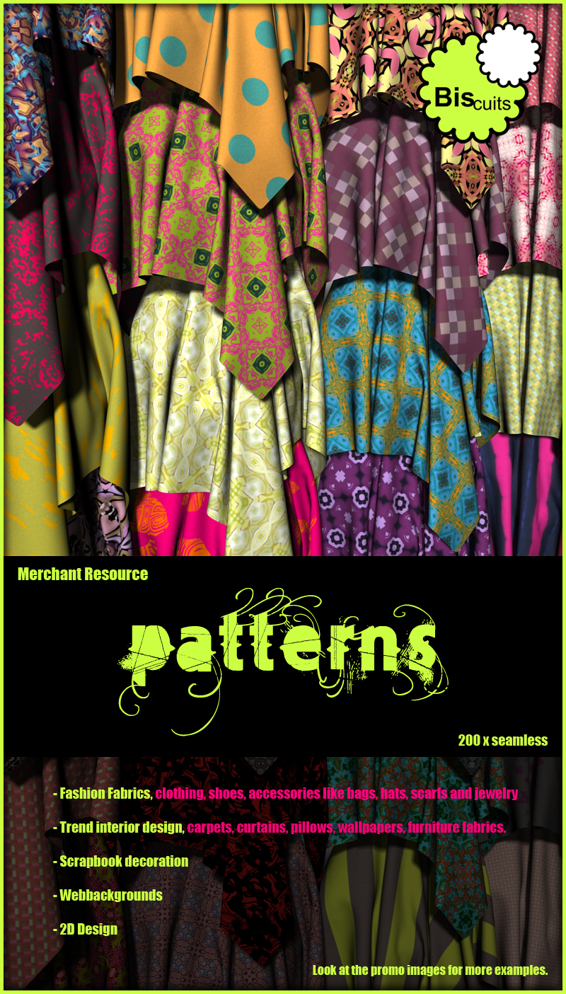 Biscuits Merchant Resource Patterns