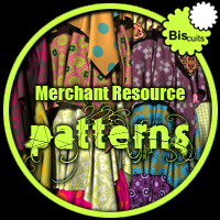 Biscuits Merchant Resource Patterns 2D Biscuits
