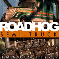 IN RoadHog Semi Truck 3D Models winnston1984