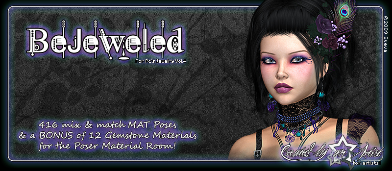 Bejeweled for Pc's Jewelry Vol.4