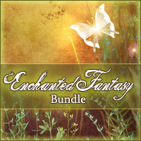 Enchanted Fantasy Bundle Themed 2D And/Or Merchant Resources Sveva