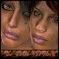 Whispering Echo for V4/V3 - jewels included  ForbiddenWhispers
