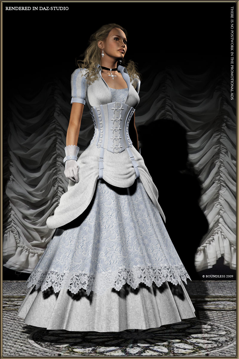 FASHION for - Steampunk for V4