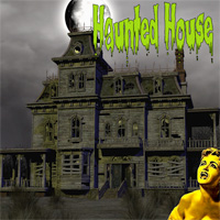 Haunted House 3D Models LukeA