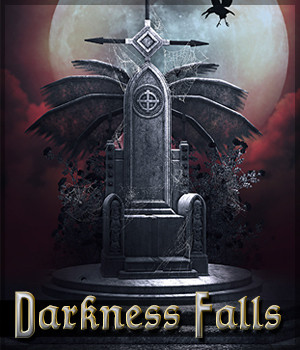 Darkness Falls 2D Graphics Sveva