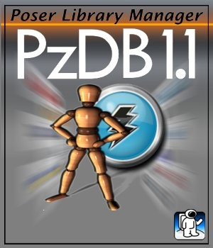 PzDB 1.1 Software Rocketship3D