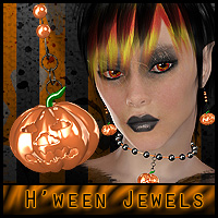 H'ween Jewels for V4.2  ForbiddenWhispers