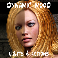 Dynamic Mood Lights & Actions 2D Software AdamWright