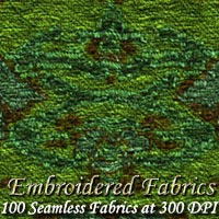 Embroidered Fabrics 2D And/Or Merchant Resources Themed designfera