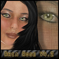 Rhia Rose for V4.2 - jewels included by OonaTheWild