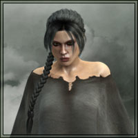 Fantasy Art 3 Clothing Poses/Expressions vikike176