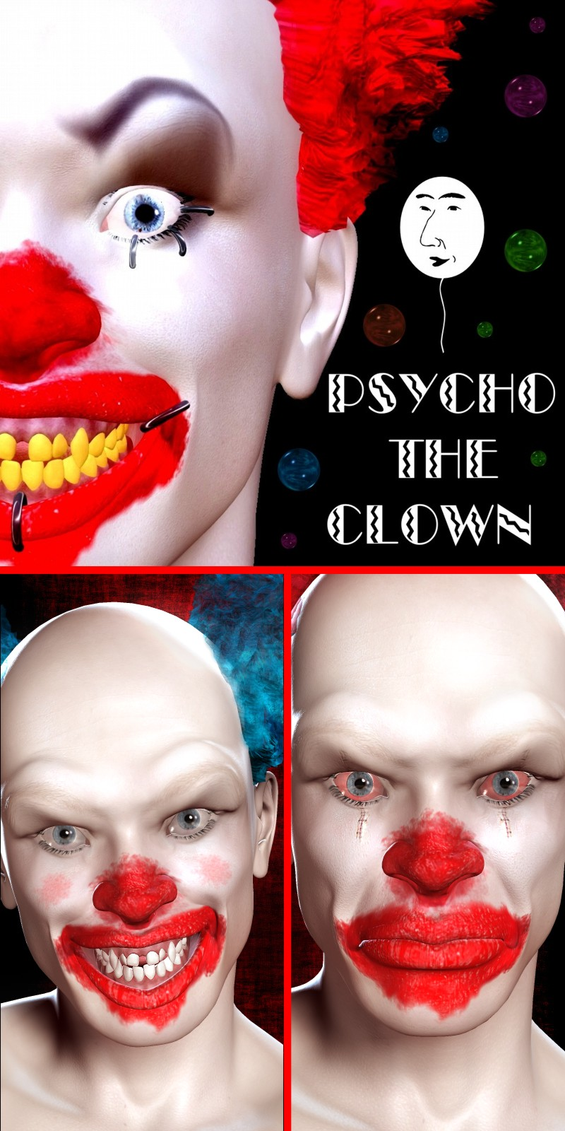 Psycho The Clown