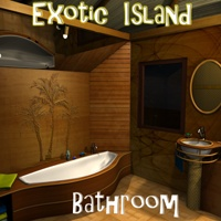Exotic island - Bathroom Poses/Expressions Props/Scenes/Architecture greenpots