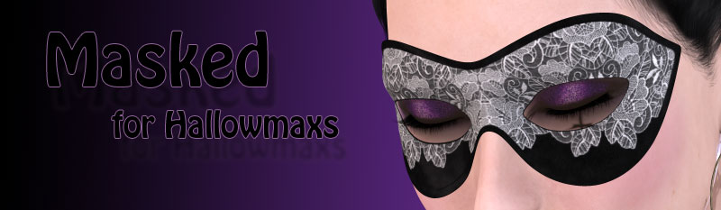 Masked for Hallowmaxs