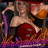 Abracadabra for Witchery by Shana