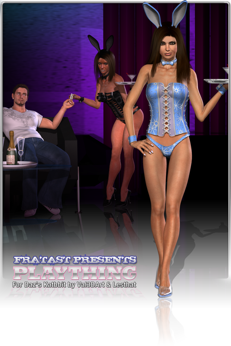 Plaything for Daz's Katbbit