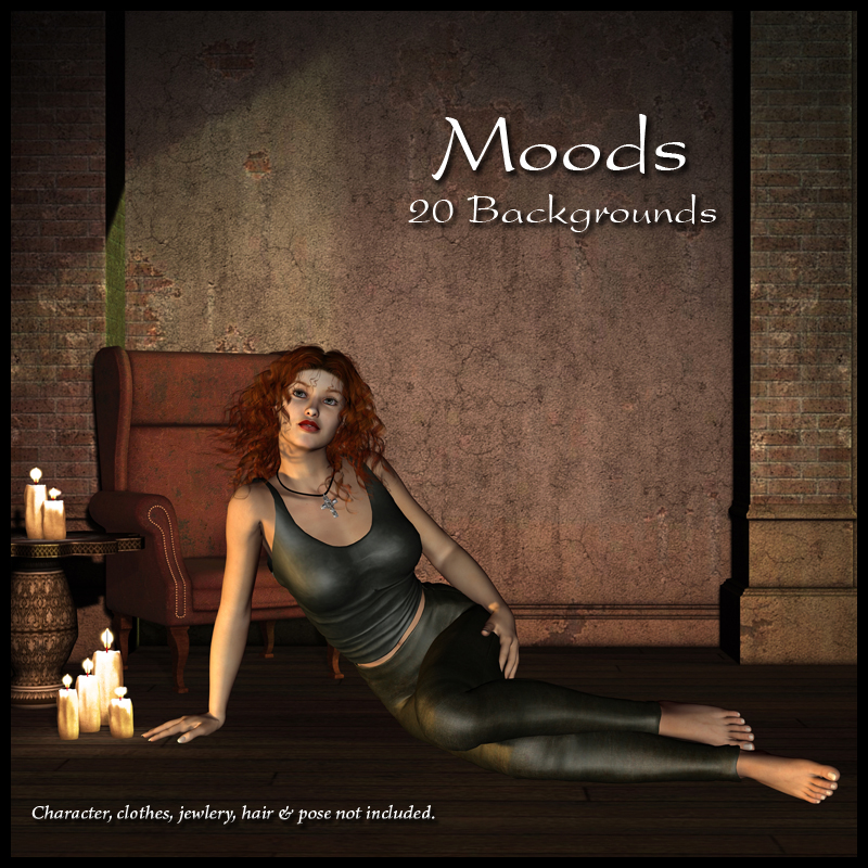Moods - 20 Backgrounds