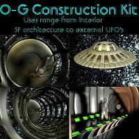 0-G Construction Kit 3D Models edhoover