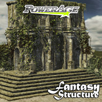 Fantasy Structure 3D Models powerage