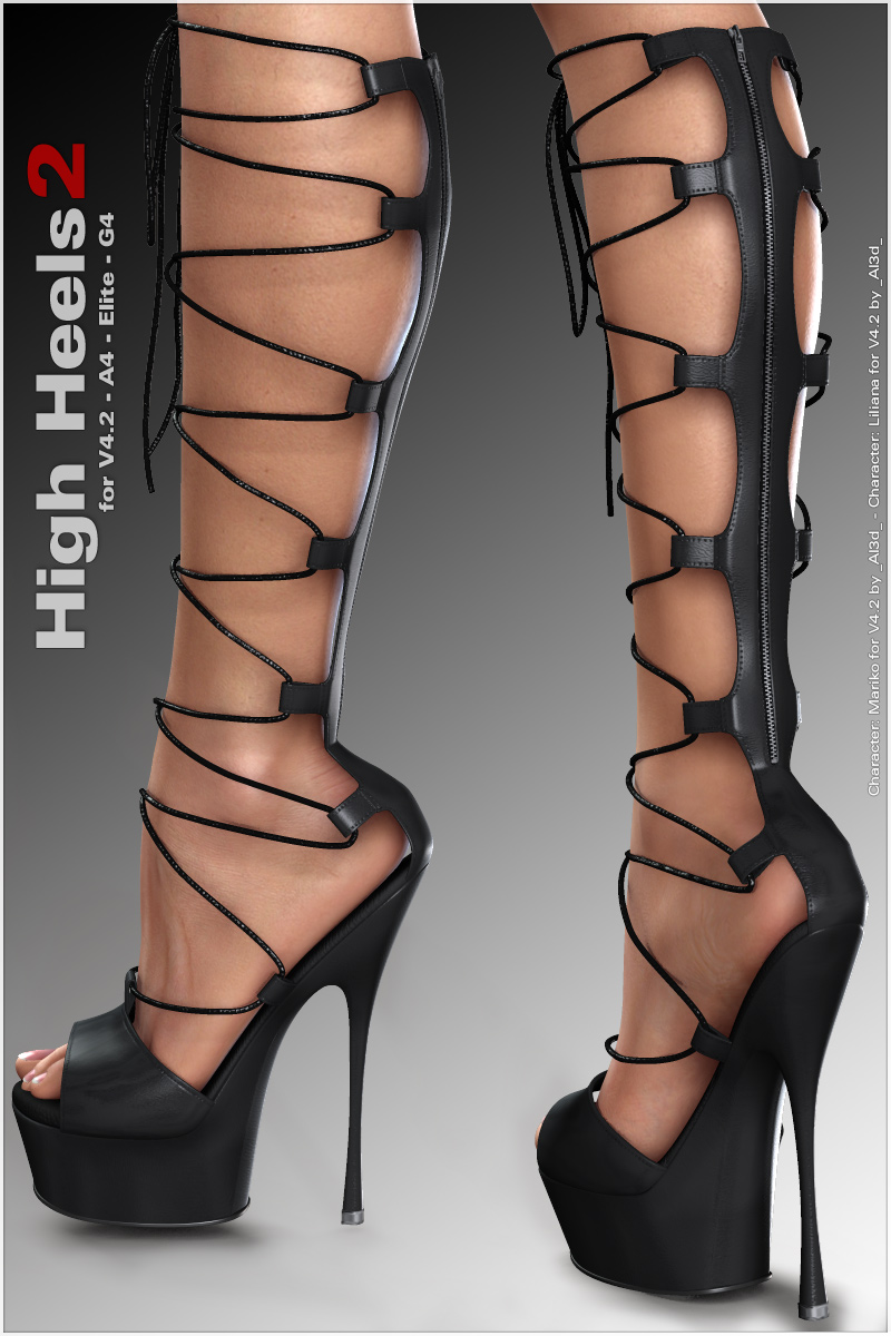 HighHeels 2 for V4.2/A4/Elite/G4