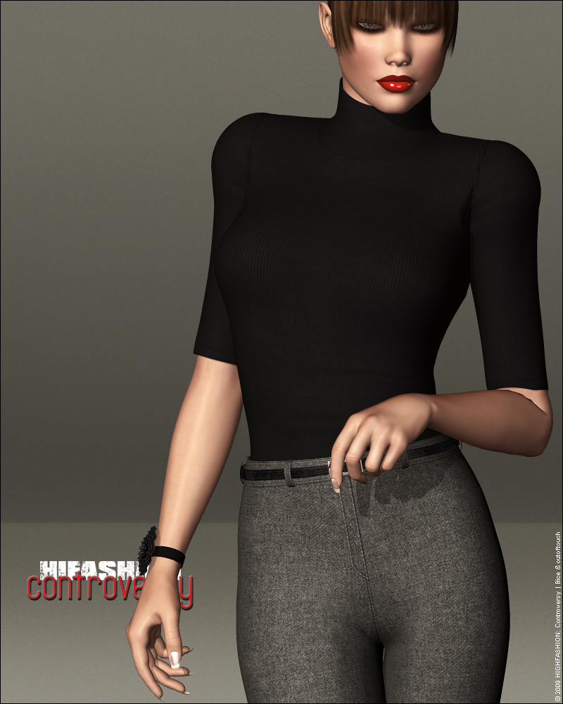 HIGHFASHION: Controversy for V4/A4/G4/Topmodel