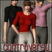 HIGHFASHION: Controversy for V4/A4/G4/Topmodel 3D Figure Essentials outoftouch