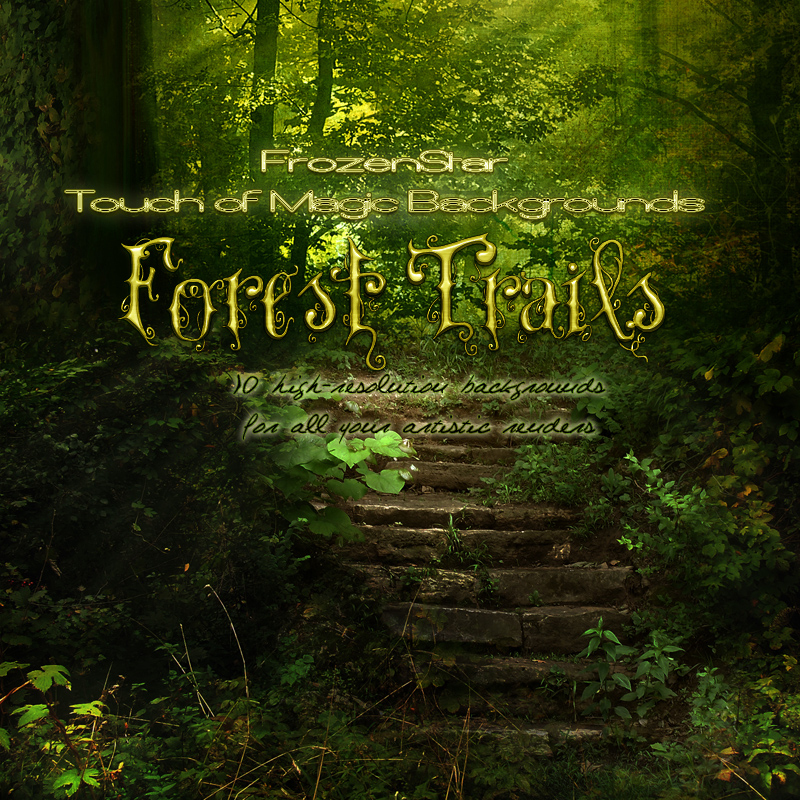 FS Touch of Magic BGs IV: Forest Trails
