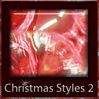 Christmas Styles 2 2D And/Or Merchant Resources moshgrafix