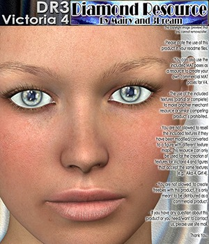 DR3-V4 2D Graphics Merchant Resources 3Dream
