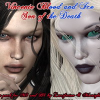 LM VINCENT ICE & BLOOD  luciferino