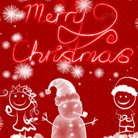 Scribbly Christmas 3D Models 2D Graphics mystikel