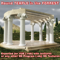 Little Nice Temple 3D Models 3D Figure Essentials enxo69