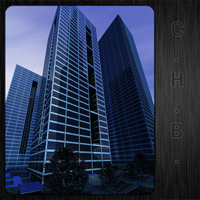 C.H.B. Contemporary  High Rise  Buildings (poser version) Props/Scenes/Architecture Themed whitemagus