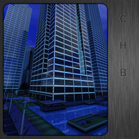 C.H.B. Contemporary  High Rise  Buildings (poser version) image 1