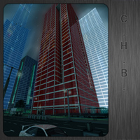 C.H.B. Contemporary  High Rise  Buildings (poser version) image 2