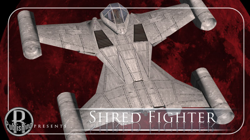 Shred Fighter (Poser, OBJ & Vue)