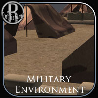 Military Environment (Poser, OBJ & Vue) 3D Models 3D Figure Essentials RPublishing
